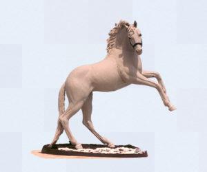 Treasure - Bronze Sculpture