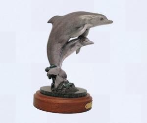 Energy - Bronze Sculpture