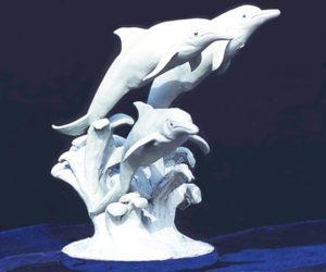 Frolicking - Bronze Sculpture