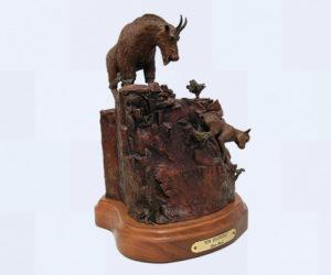 New Beginnings - Bronze Sculpture