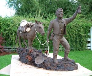El Dorado - Bronze Sculpture