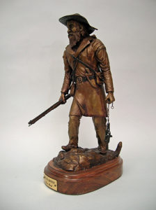Quest for Adventure - Bronze Sculpture